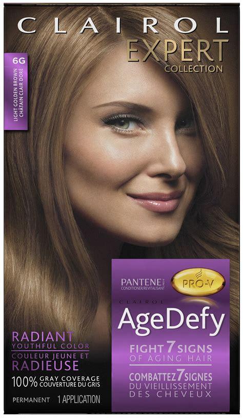 clairol expert age defy hair color    publix