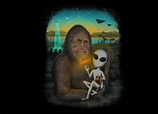 Sasquatch - Kelly Milner Halls and the Wonders of Weird