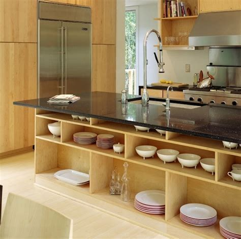 kitchen island open shelves beautiful and functional storage with kitchen open 5119
