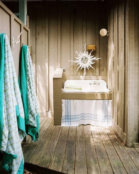 cabane dans les arbres avec salle de bain 12 id 233 es d 233 co de salle de bains dans un style tropical