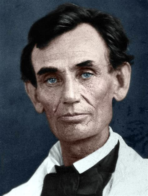 Abraham Lincoln In Color   Flickr - Photo Sharing!