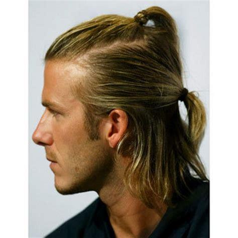 fryzury dla mezczyzn  dlugimi wlosami