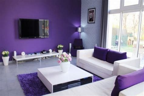 purple livingroom 20 beautiful purple living room ideas