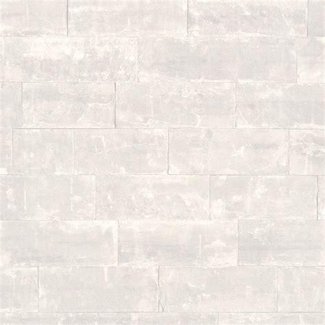 Rasch & Fine Decor 10m Luxury Brick Effect Wallpaper Stone