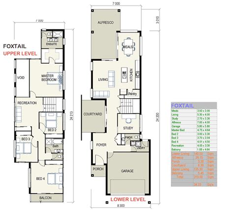 how to the right townhouse floor plans