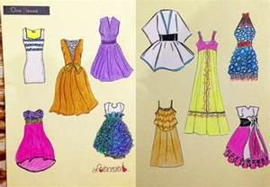 informal wedding dress fashion sketch for beginners lotacesta