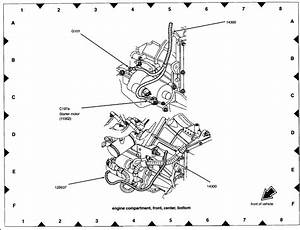 2004 Ford Taurus Starter Diagram