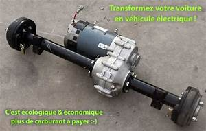 Kit Voiture Electrique A Monter : lectrifier sa voiture ~ Medecine-chirurgie-esthetiques.com Avis de Voitures