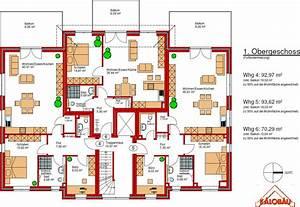 Grundriss 2 Familienhaus : 2 und 3 zimmer eigentumswohnung in georgmarienh tte kaufen ~ A.2002-acura-tl-radio.info Haus und Dekorationen