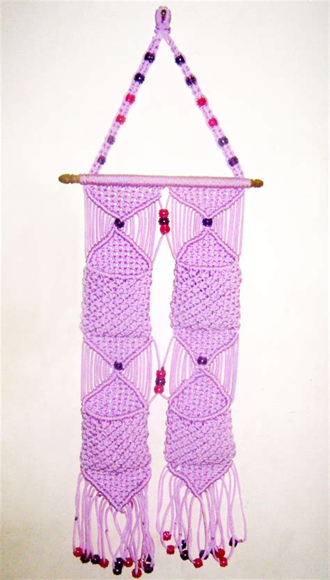 Home Decor Books India by Macrame Four Phone Hanger