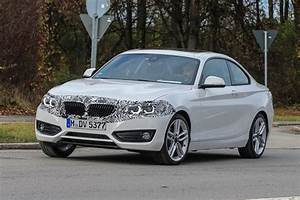 Bmw Serie 2 Coupé : 2017 bmw 2 series facelift spotted in spy shots pictures ~ Melissatoandfro.com Idées de Décoration