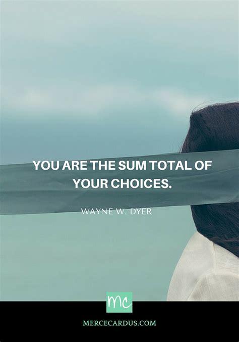 yourself charge dyer wayne taking self