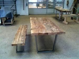 Rustikale Esstische Holz : details zu altholztisch tisch altholz alte eiche rustikal massiv esstisch industriedesign ebay ~ Indierocktalk.com Haus und Dekorationen