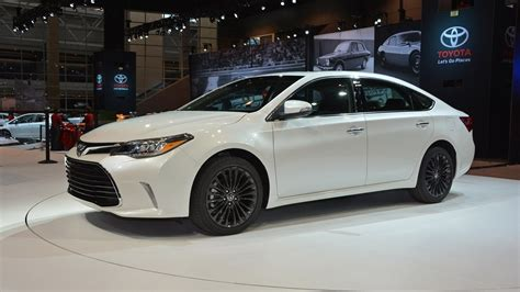 2018 Toyota Avalon Review Top Speed