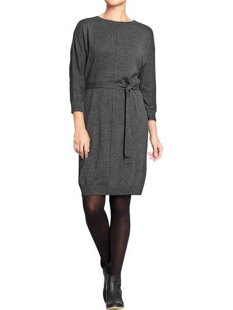 navy sweater dress navy dolmansleeve sweater dresses in gray gray