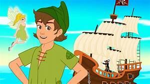 Peter Pan | dessin animé en français avec les P'tits z ...  Peter