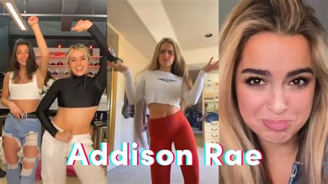 Best Addison Rae TikTok Dance Compilation 2020 - TikTrends