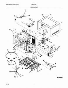 Frigidaire Fgmc2766ufa Parts List