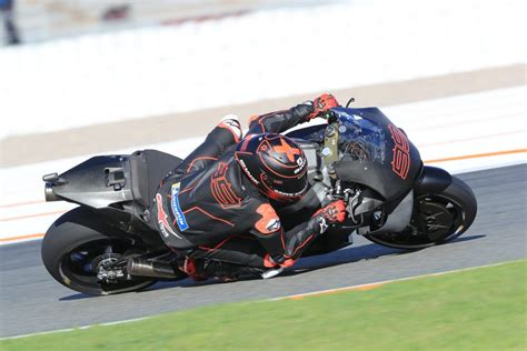motogp official  valencia test australian motorcycle