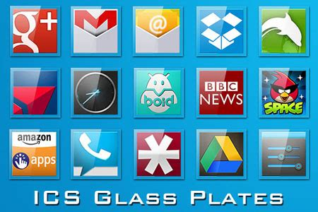 ics glass plates free png web icons iconsparadise