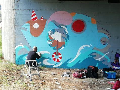 Graffiti Per Contrastare Il Vandalismo