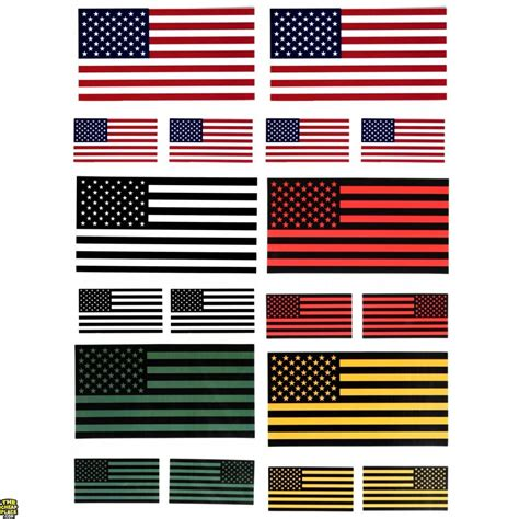 american flag colors meaning american flag stickers in different colors stickers
