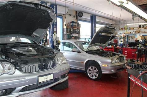jaguar repair  griffins auto repair  san diego ca