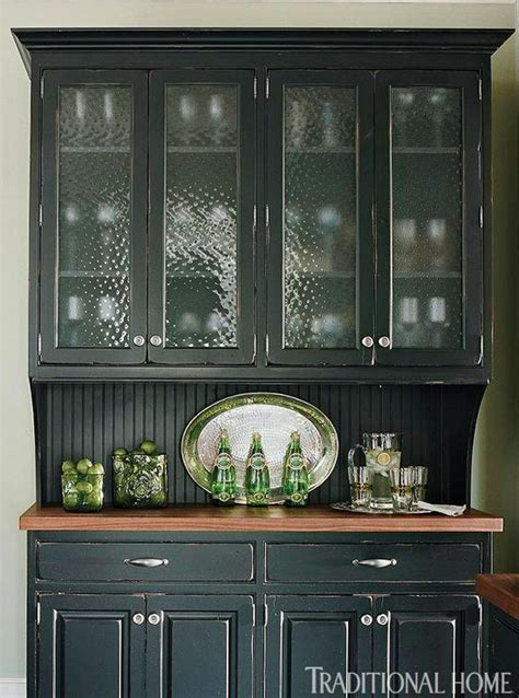 Kitchen Cabinets With Glasses by Distinctive Kitchen Cabinets With Glass Front Doors