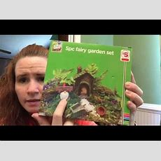 Dollar General, Family Dollar, & Target Haul Fairy Garden
