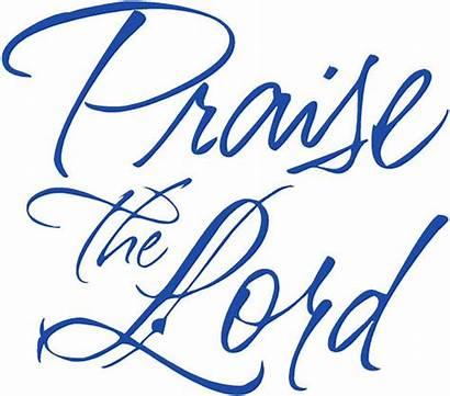 Praise God Lord Give Take Clip Everyone