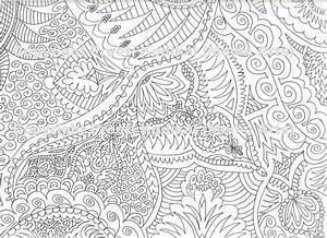 Printable Coloring Pages For Adults Abstract - Coloring Home
