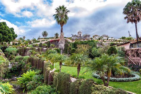 Der Garten Spanisch by Spanien Botanische G 228 Rten In Spanien