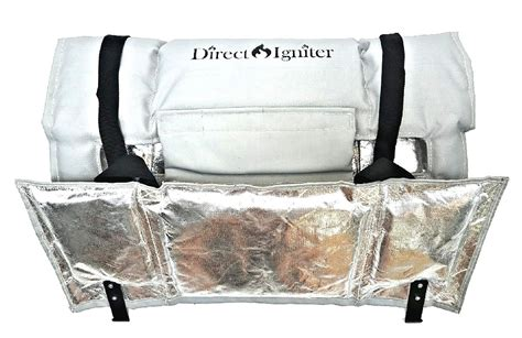 traeger lil tex insulated thermal blanket cover for traeger fits 070 lil