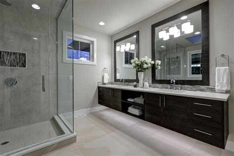 Bathroom Makeovers Cost by Master Bathroom Remodel Cost Analysis For 2019