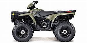 2007 Polaris Sportsman 700 4x4 Efi 800 Efi    800 Efi X2 Manual