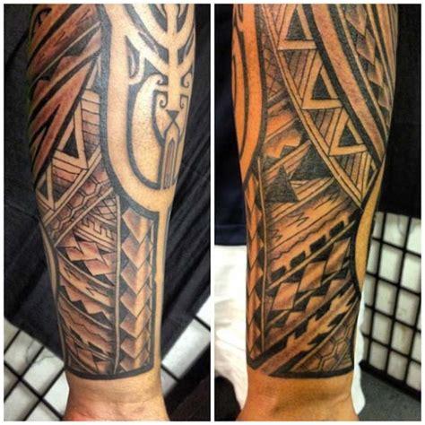 tatouage avant bras marquisien modeles  exemples