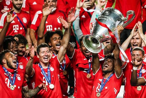 Founded in 1992, the uefa champions league is the most prestigious continental club tournament in europe, replacing. FC Bayern Munich UEFA Champions League 2020 Wallpapers - Wallpaper Cave