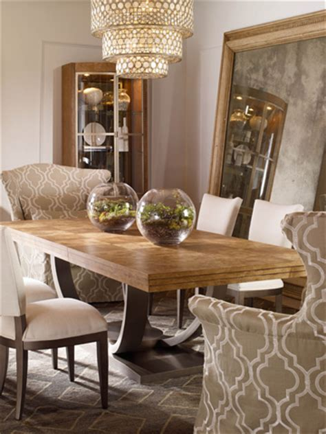 omni dining table 559 303 century furniture tables