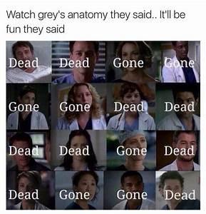 25 Funny Greys Anatomy memes   Greys anatomy memes, Grays ...