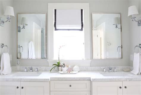 Carrara Marble Countertops, Transitional, Bathroom
