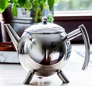 Wmf Teekanne Edelstahl : teekanne edelstahl gl nzend 1 liter tropfstop teebereiter kanne edelstahlkanne ebay ~ Sanjose-hotels-ca.com Haus und Dekorationen
