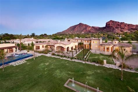 Paradise Valley, Arizona Luxury Mansions For Sale