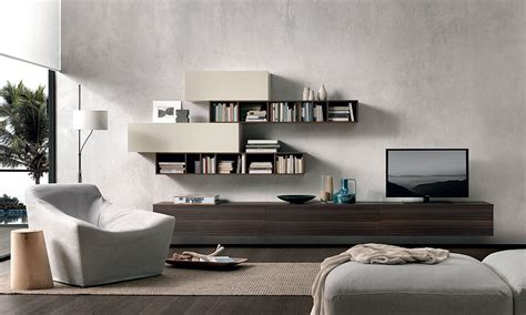 floating wall shelves resourceful living room wall unit adapts to suit your