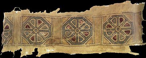 lg washing machine fragment with octagons mamluk period 15th century