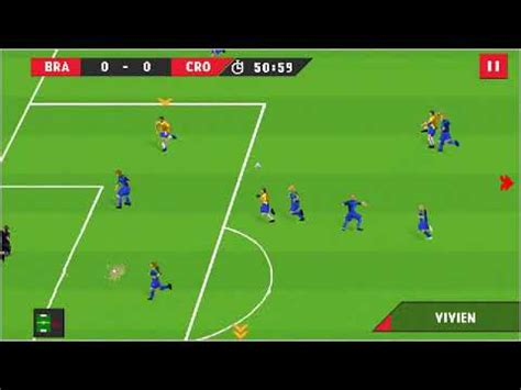 real football touch java mobile