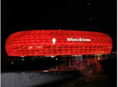 Allianz Arena Bayern Munich Football Stadium earchitect