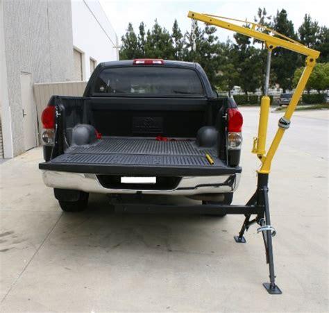 Swing Away Definition by Hitch Mounted Hydraulic Crane Heavy Duty Truck Lift