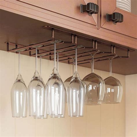 Kitchen Kaboodle Wine Glasses by 24 Best And Beautiful Wine Storage Ideas For Your Kitchen