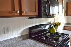 beadboard backsplash kitchen beadboard kitchen backsplash ideas home design ideas