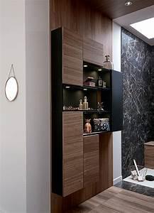 Petite Armoire De Rangement : optimiser l 39 espace de votre salle de bains mobalpa ~ Teatrodelosmanantiales.com Idées de Décoration
